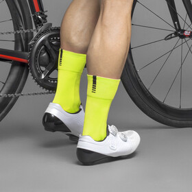 GripGrab Lightweight SL Chaussettes, fluo yellow